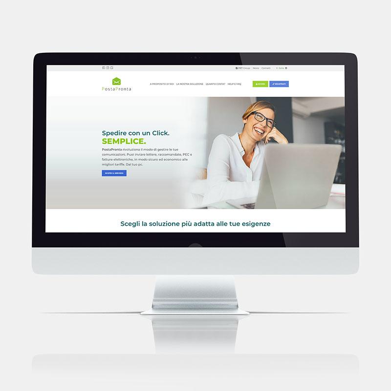 PostaPronta est en ligne avec le nouveau site